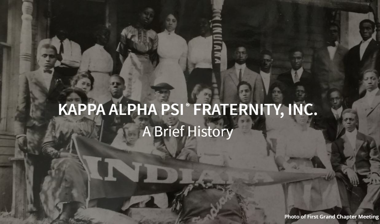 Our Fraternity History
